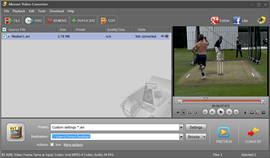 Movavi Video Conversion software