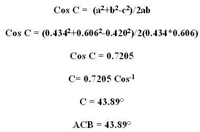 Angle ACB
