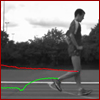 Race Walking - 2 Point Trace
